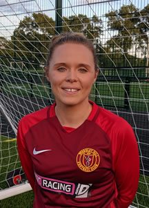 Amy Fisher 2019 / 20 Mossley Hill Ladies