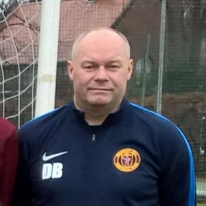 Derek Booth Mossley Hill LFC