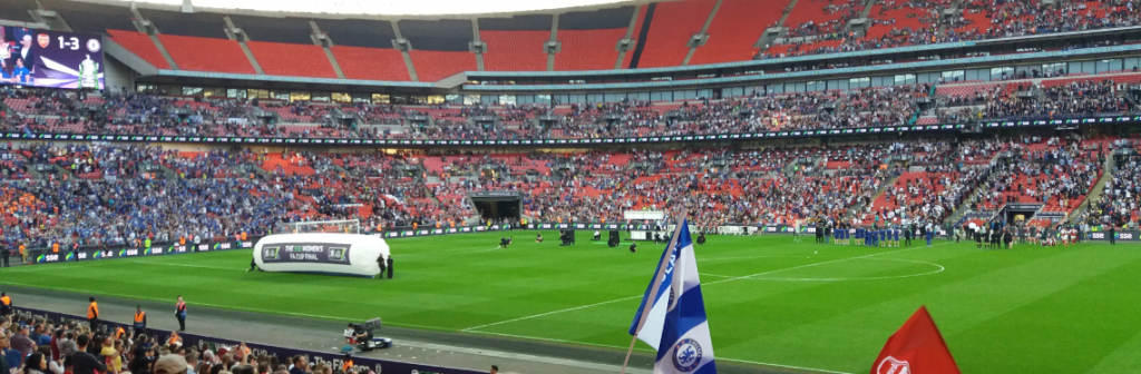 Chelsea Ladies FA Cup Winners 2017