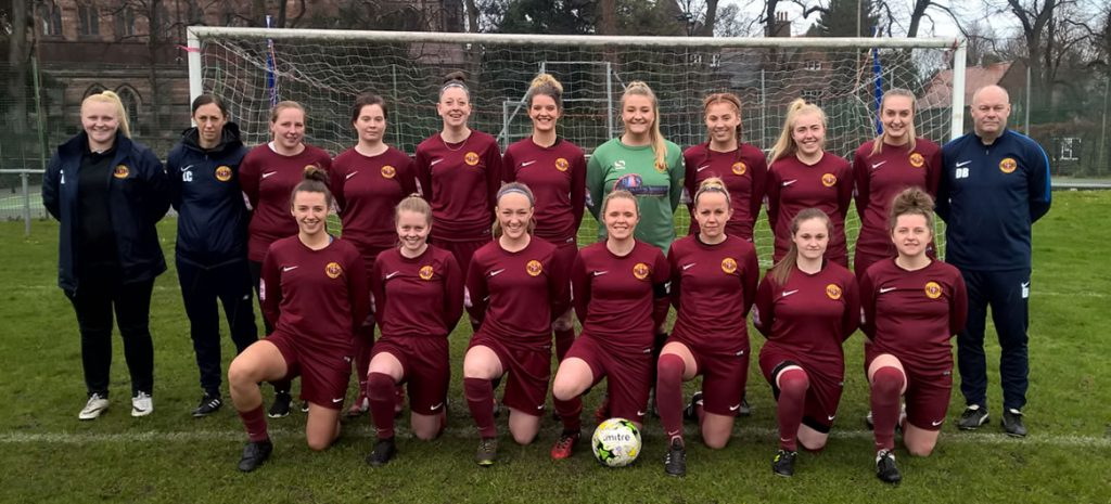 Mossley Hill LFC 2019