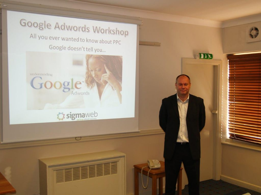 Sigma Web Google Workshop