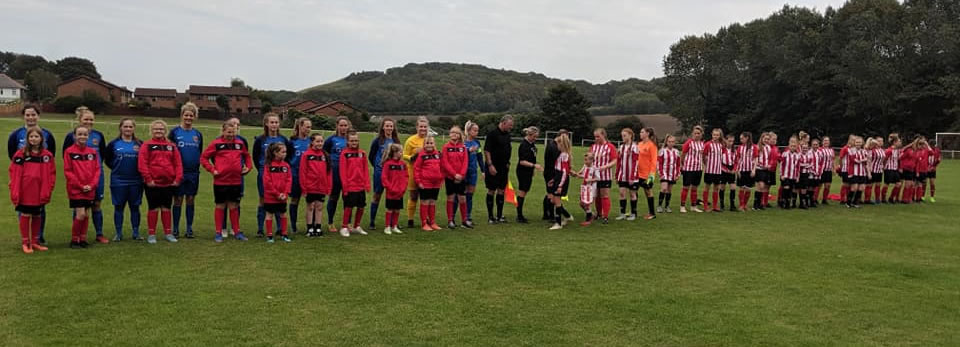 Sunderland West End Ladies v Mossley Hill LFC