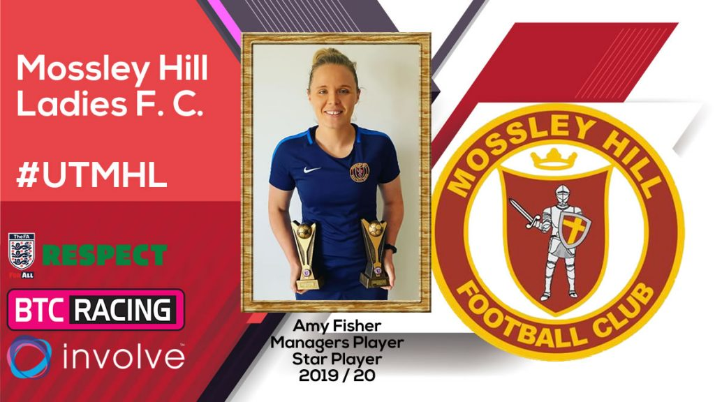 Amy Fisher - Star and Managers Player 2019-20